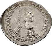 15 Kreuzer - Ulrich VI – obverse