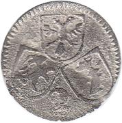2 Pfennig - Ulrich VI von Mont – obverse
