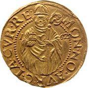 Goldgulden - Ferdinand II – obverse