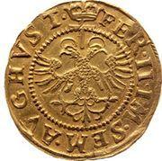 Goldgulden - Ferdinand II – reverse