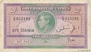 2 Shillings – obverse