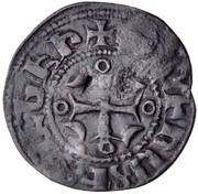 AE coin - Levon I – reverse