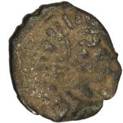 1 Kardez - Hetoum I (seated on throne with lions type) – obverse