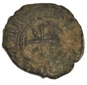 1 Kardez - Hetoum I (seated on throne with lions type) – reverse