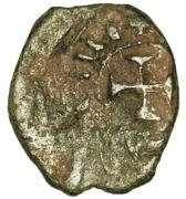 1 Kardez - Levon I (seated on floor cross-legged type) – reverse