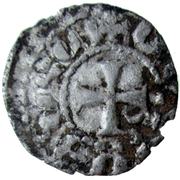 1 Kardez - Hetoum II (bust type) – reverse