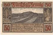 50 Pfennig (Neustadt bei Coburg) – obverse