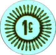 1 Cent – reverse