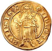 1 Goldgulden - Dietrich II von Mors (Bonn) – reverse