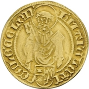 1 Goldgulden - Hermann IV von Hessen – obverse