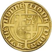 1 Goldgulden - Hermann IV von Hessen – reverse