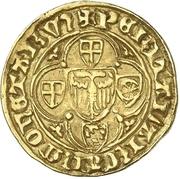 1 Goldgulden - Friedrich II von Saarwerden – reverse