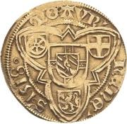 1 Goldgulden - Hermann V von Wied – reverse
