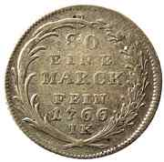 ⅛ Thaler - Maximilian Friedrich – reverse