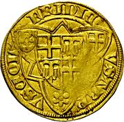 1 Goldgulden - Friedrich III von Saarwerden (Bonn) – obverse