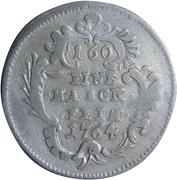 6 Stüber - Maximilian Friedrich von Königseck – reverse
