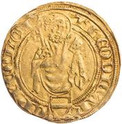 1 Goldgulden - Dietrich II Graf von Moers – obverse