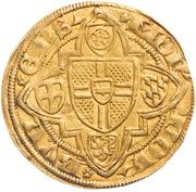 1 Goldgulden - Dietrich II Graf von Moers – reverse