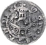 1 Quadrans - Konrad I. von Hochstaden – reverse