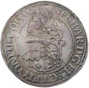 2½ Taler - Gebhard Truchseß von Waldburg – obverse