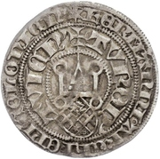 1 Blanken - Hermann IV Landgraf von Hessen – obverse