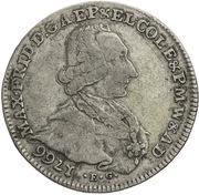 1/4 Thaler - Maximilian Friedrich von Königseck – obverse