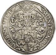 1 Thaler - Anton von Schauenburg – reverse