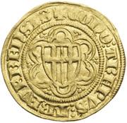 1 Goldgulden - Kuno von Falkenstein – obverse