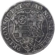 1 Thaler - Salentin von Isenburg – reverse