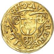 1 Goldgulden - Anton von Schauenburg – reverse