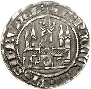 1 Großpfennig - Heinrich II. von Virneburg (Bonn) – reverse