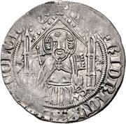 1 Weißpfennig - Friedrich III. von Saarwerden (Deutz) – obverse
