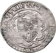 1 Weißpfennig - Friedrich III. von Saarwerden (Deutz) – reverse