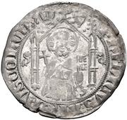 1 Weißpfennig - Friedrich III. von Saarwerden (Deutz.) – obverse