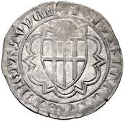 1 Weißpfennig - Friedrich III. von Saarwerden (Deutz.) – reverse