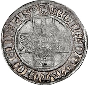 1 Albus - Hermann IV von Hessen 'der Friedsame'  (Deutz) – reverse