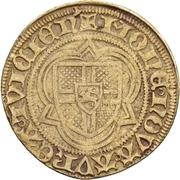 1 Postulatsgoldgulden - Dietrich II von Moers (Deutz) – reverse