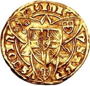 1 Goldgulden - Friedrich III von Saarwerden (Bonn) – reverse