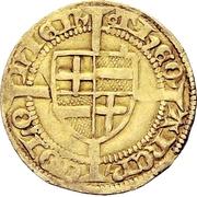 1 Goldgulden - Dietrich II von Mörs (Riehl) – obverse