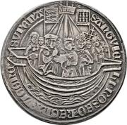 1 Guldengroschen – reverse