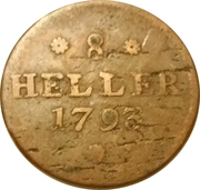 8 Heller – reverse