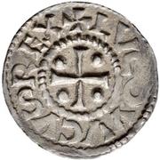 1 Denar - Louis IV the Child – obverse