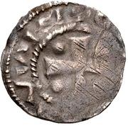 1 Denar - Hermann II, with Konrad II. -  obverse