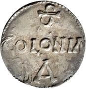 1 Denar - Louis IV the Child – reverse
