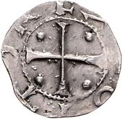 1 Denar - Otto I. to Otto III. – obverse