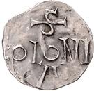 1 Denar - Otto I. to Otto III. – reverse