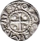 1 Denar - Otto I. – obverse