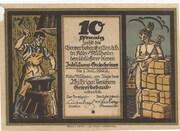 10 Pfennig (Gewerbebank Köln-Mülheim) – obverse