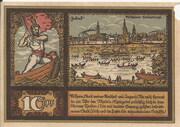 10 Pfennig (Gewerbebank Köln-Mülheim) – reverse