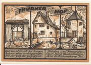 25 Pfennig (Dellbrücker Volksbank) – reverse